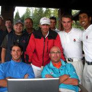 Иностранные гольфисты