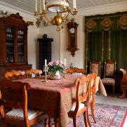 Hagaled Gjestegard - Гостиная, начало XX века