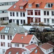 Alkoven - вид из Бергенхуса