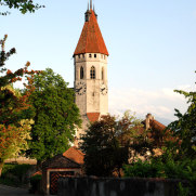 Тун. Городская церковь