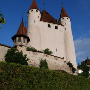Замок Тун. Thun Schloss