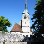 Цуг. Церковь Св.Освальда