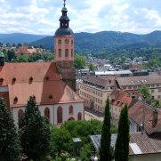 Баден-Баден. Stiftskirche