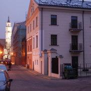Прибалтика-2009. Каунас. Гостиница Daugirdas Old City.