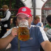 Европа-2008. Мюнхен. Хофбройхаус
