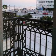 Hotel Aegli. Вид с балкона