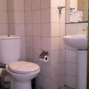 Hotel Aegli. Ванная