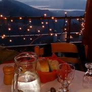 Taverna Vakchos. Вид на Коринфский залив
