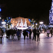 Афины. Площадь Синтагма