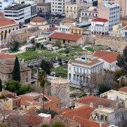 Афины. Римская Агора