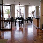 Hotel Agamemnon. Лобби