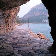Променад вдоль моря. Нафплио. Греция