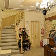 Hotel Kastro. Ресепшн