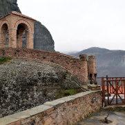 Монастырь Святого Николая. Греция