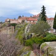 Монастырь Святого Стефана. Греция