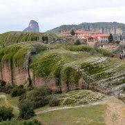 Монастырь Святой Троицы. Греция