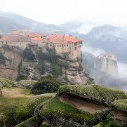 Монастырь Варлаама. Греция