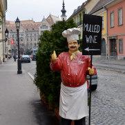 Будапешт. Глинтвейн