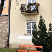 Будапешт. Балкончик