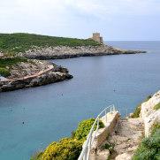 Башня в Шленди. Гозо, Мальта