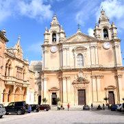 Собор Св. Павла. Мдина. Мальта