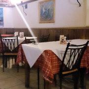Ресторан Crianza - Интерьер