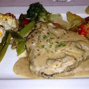 Ресторан Las Viandes. Мясо