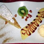Ресторан Beasol. Десерт