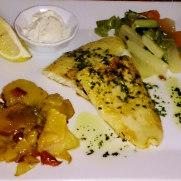 Ресторан Beasol. Рыба