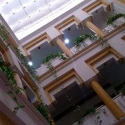 Гостиница Eurostars Regina. Лобби
