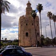 Севилья. Золотая башня