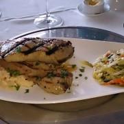 Ресторан Mar a Mesa. Рыба
