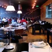 Ресторан Sabores do Chef. Интерьер