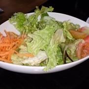 Ресторан Sabores do Chef. Салат