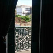 Гостиница Ilha Graciosa. Балкон