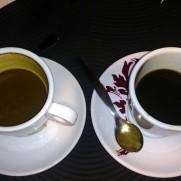 Ресторан Kabem Todos. Кофе