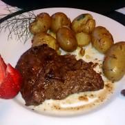 Ресторан Kabem Todos. Мясо