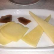 Ресторан Capitolio. Сыр