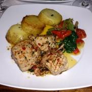 Ресторан Capitolio. Рыба