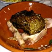 Ресторан Capitolio. Мясо