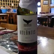Ресторан Capitolio. Вино