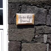 Остров Пику. Музей вина