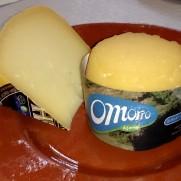 Ресторан Medalhas. Сыр