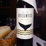 Ресторан Medalhas. Вино