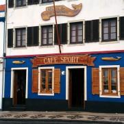 Peter Cafe Sport. Снаружи