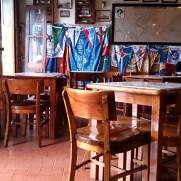 Peter Cafe Sport. Внутри
