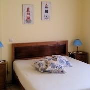Hospedaria Acquamarina. Кровать