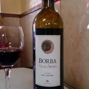 Ресторан Rosa. Вино