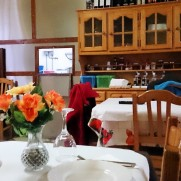 Ресторан Rosa. Интерьер