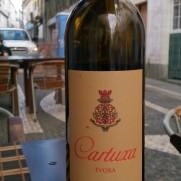 Ресторан Casa Acoreana. Вино